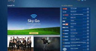 Come vedere Sky Go o Mediaset dall'estero grazie alla VPN