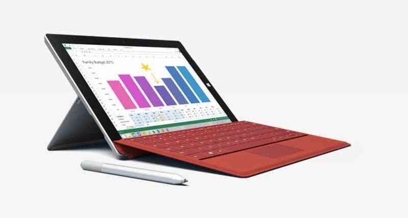 "Surface 3, Microsoft presenta il tablet ""economico""  Windows 8.1"