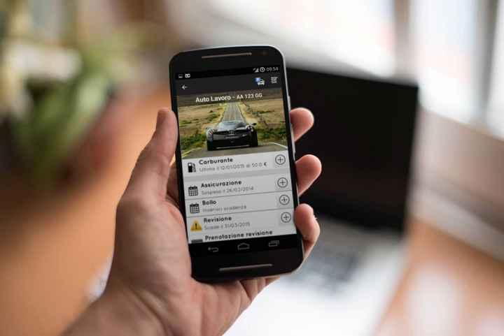 Veicoliapp, l'innovativa app per ricordare le scadenze