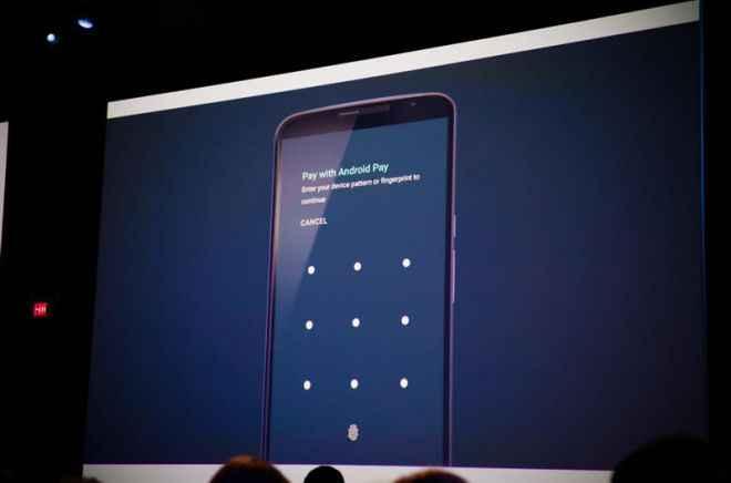 Android Pay presentato ufficialmente al Google I/O 2015