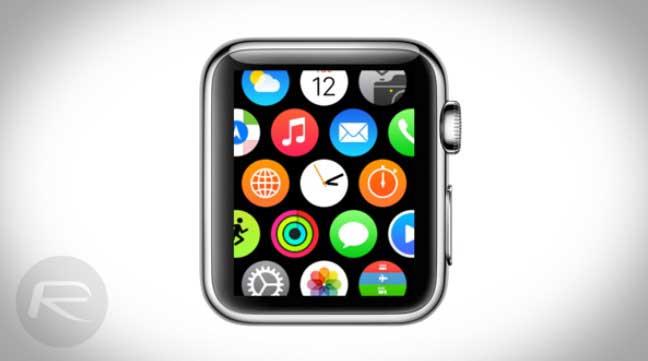 Come ingrandire le icone di Apple Watch