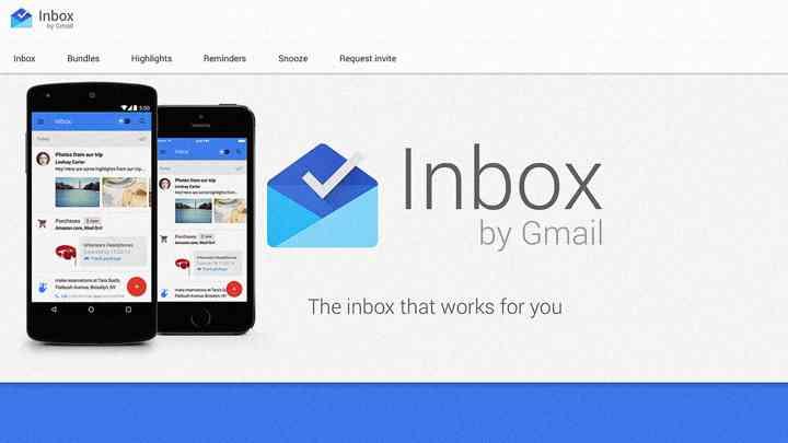 Google Inbox disponibile per tutti senza invito