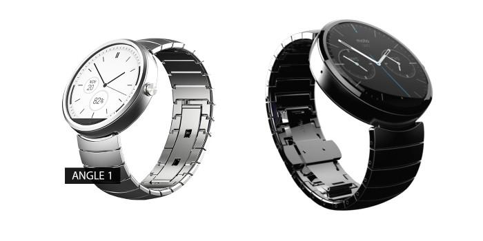 Smartwatch Moto 360 2a generazione in offerta a 259€ solo per oggi!