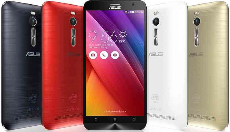 Asus Zenfone 2 si appresta a ricevere Android 5.1