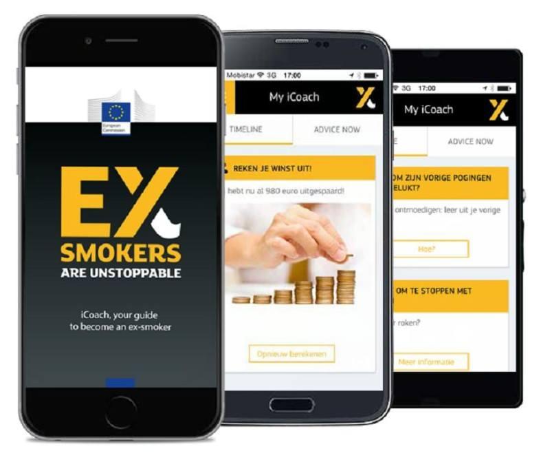 Exsmokers iCoach: smettere definitivamente di fumare