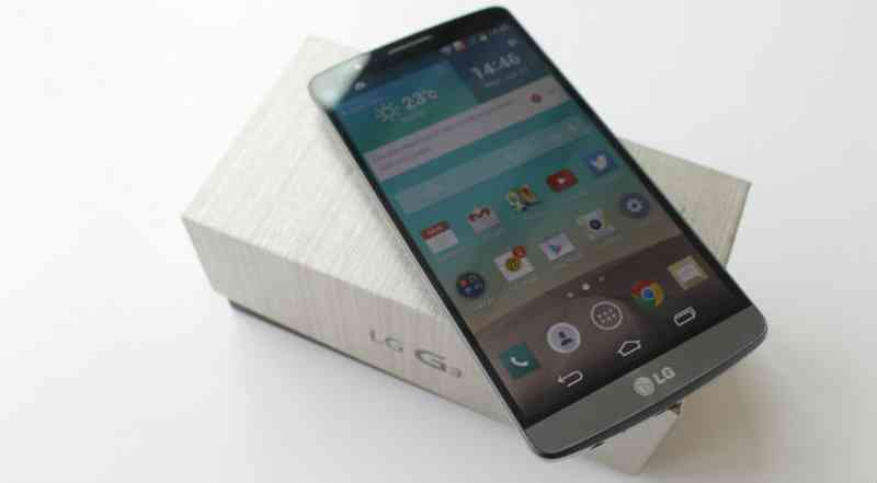 LG G3 in arrivo Android 7.0 Nougat?