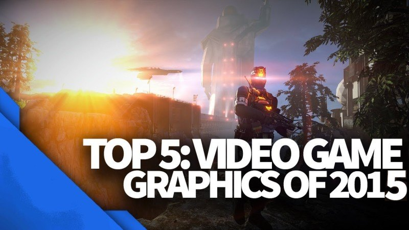 I 5 migliori giochi con grafica mozzafiato