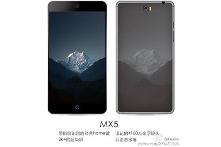 Meizu MX5 ufficiale in Italia a 399 euro!