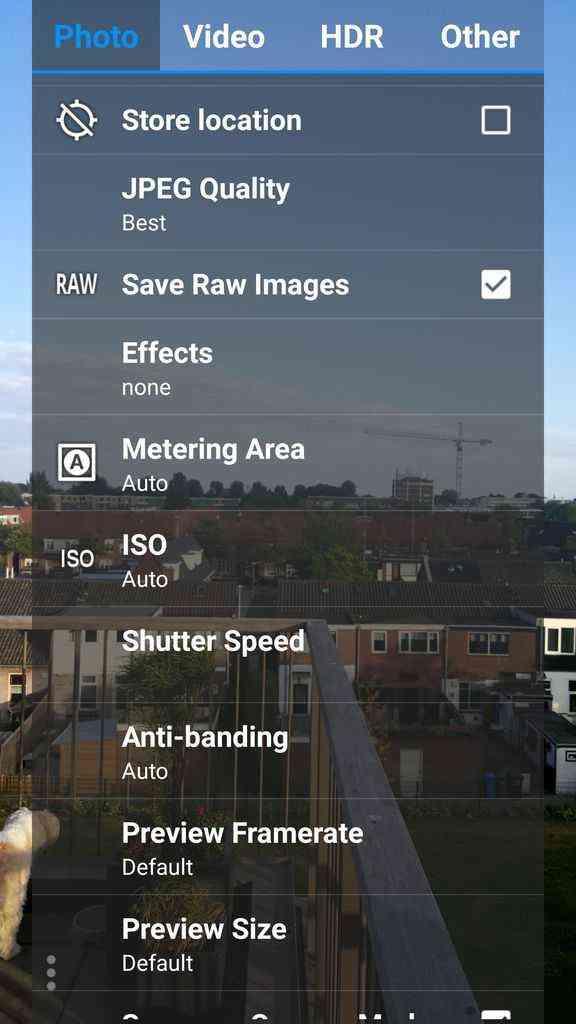 Galaxy S6: come abilitare i file Raw e ISO 50 dopo l'update Android 5.1.1