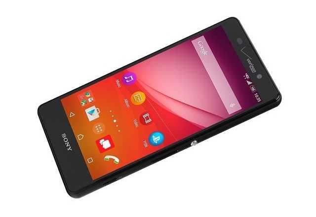 Il Quad HD di Sony Xperia Z4v non sembra influenzare l'utilizzo della batteria