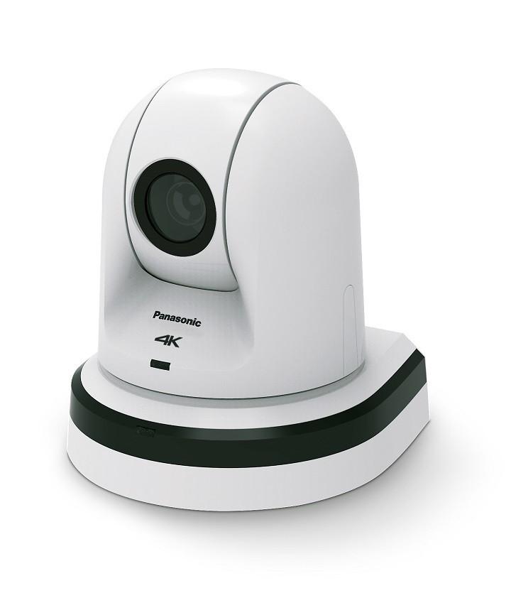 Panasonic presenta la prima telecamera 4K PTZ del settore