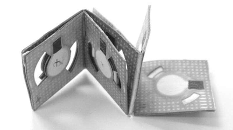 Origami ed acqua sporca, ecco la batteria per i paesi in sviluppo