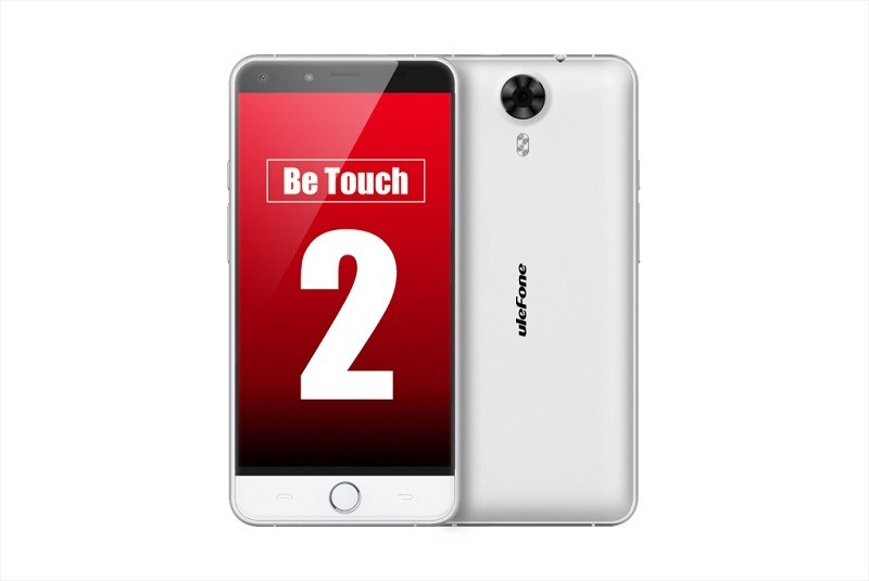 Ulefone Be Touch 2 annunciato, device con 3GB di ram