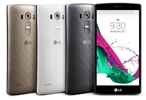 Scheda tecnica LG G4 S