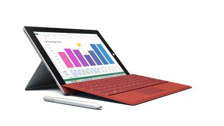 Microsoft Surface 3 4G LTE arriva in Europa. Ancora nulla in Italia