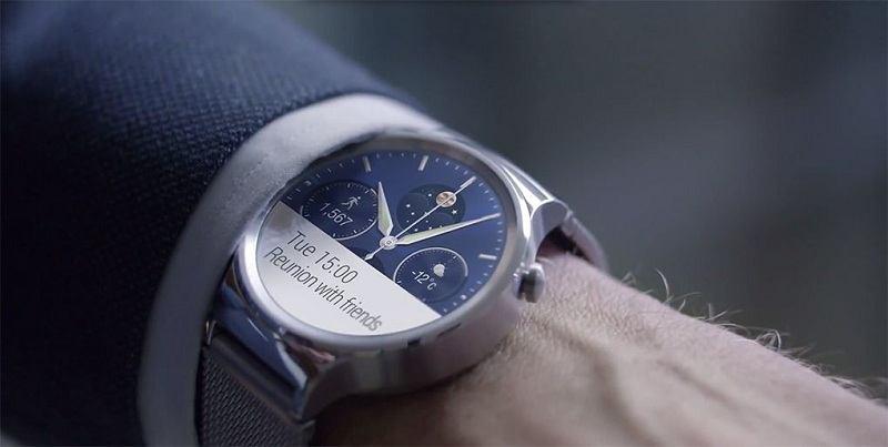 Huawei Watch vicino al lancio?