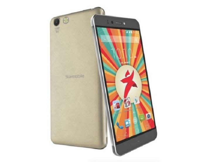 Starmobile UP Neo: nuove device Android con tre Flash LED