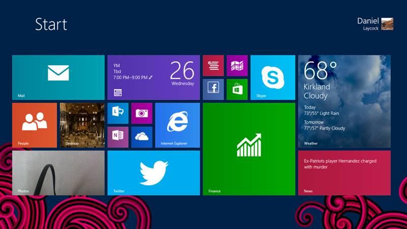 Microsoft annuncia Windows 8.1 RT Update 3 per Settembre