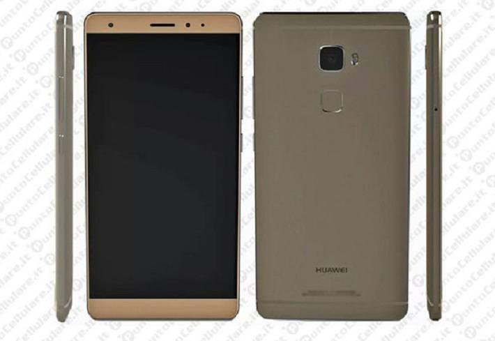 Huawei Mate S certificato dalla GFC