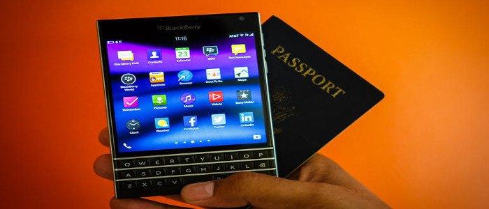 Recensione BlackBerry Passport