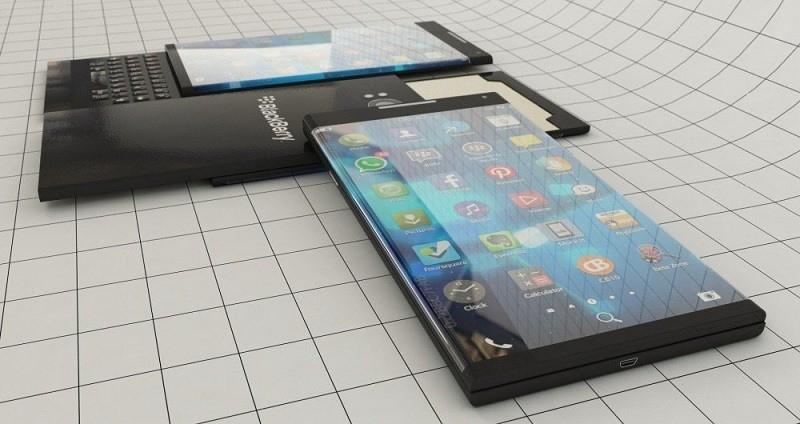 BlackBerry Priv: conferme sulla scheda tecnica