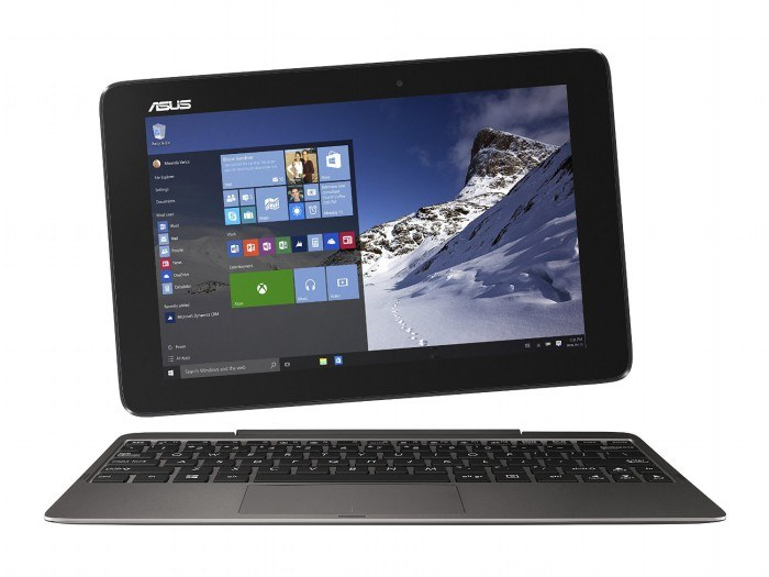 Asus Transformer Book T100HA ufficiale su Amazon Francia con Atom x5