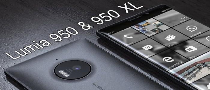 Microsoft Lumia 950 e Lumia 950 XL ospiti dell'IFA?