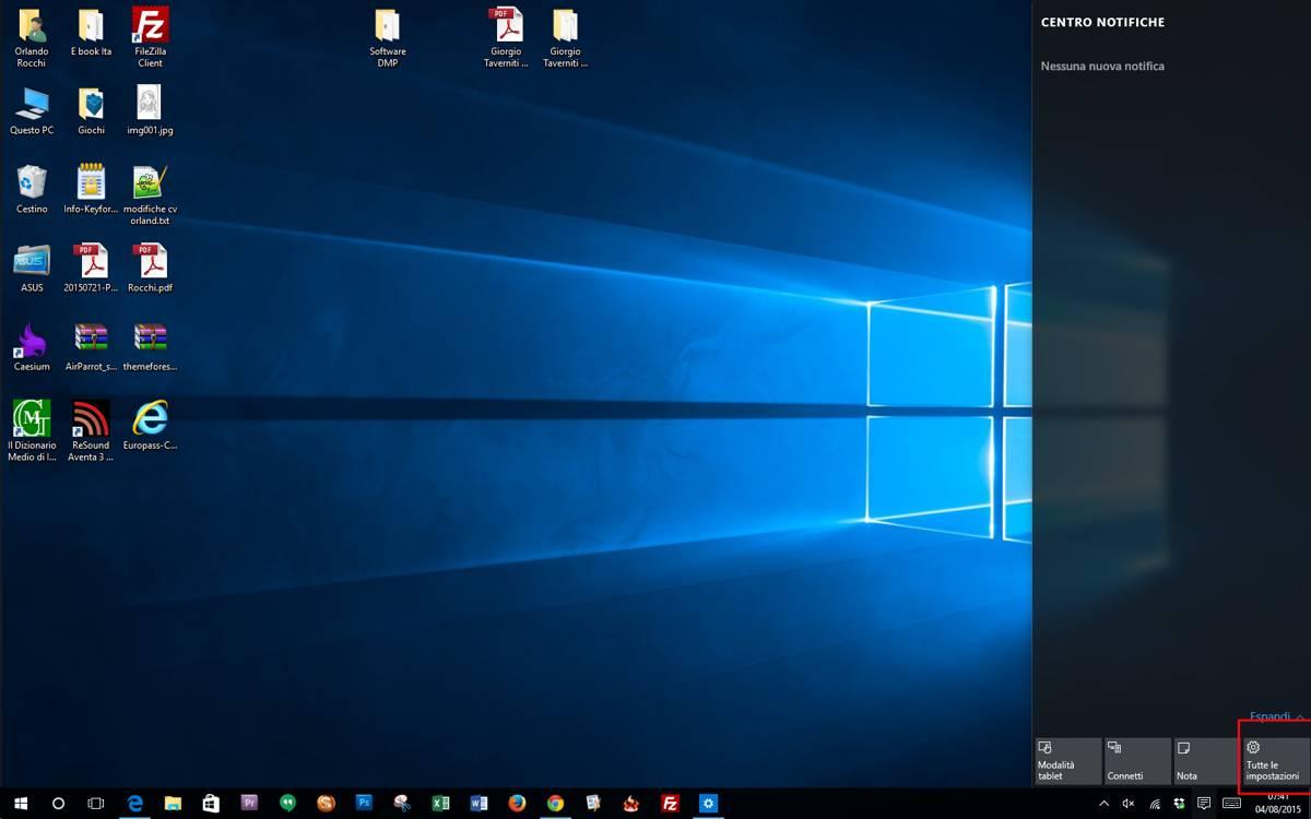 Windows 10 trasforma i PC in server P2P, ecco come bloccare il traffico dati indesiderato