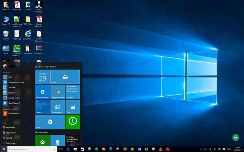 Windows 10, come riabilitare le opzioni di avvio avanzate F8