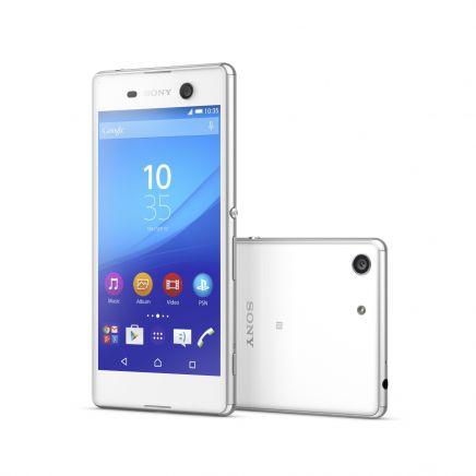 Sony Xperia M5 ufficiale, SoC MediaTek Helio X10, fotocamera da 21.5MP, certificazioni IP65 e IP68