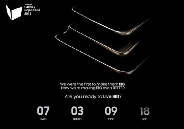 Galaxy Unpacked 2015: nel nuovo teaser appaiono tre dispositivi, quali sono?