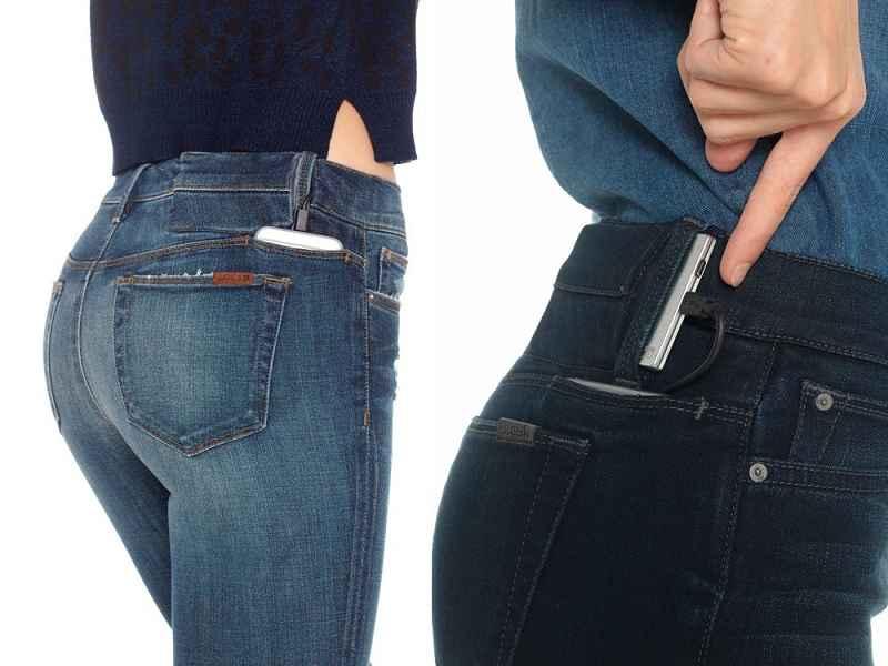HelloJeans, il telefono si ricarica tenendolo in tasca