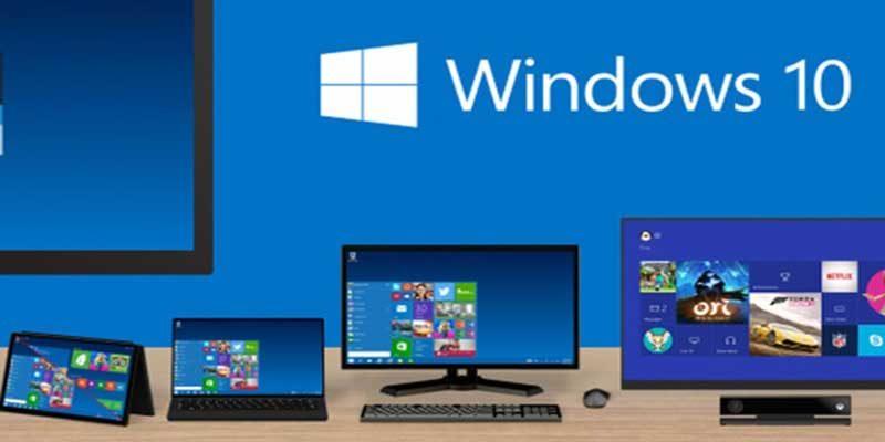 Primo set di patch della sicurezza per Windows 10
