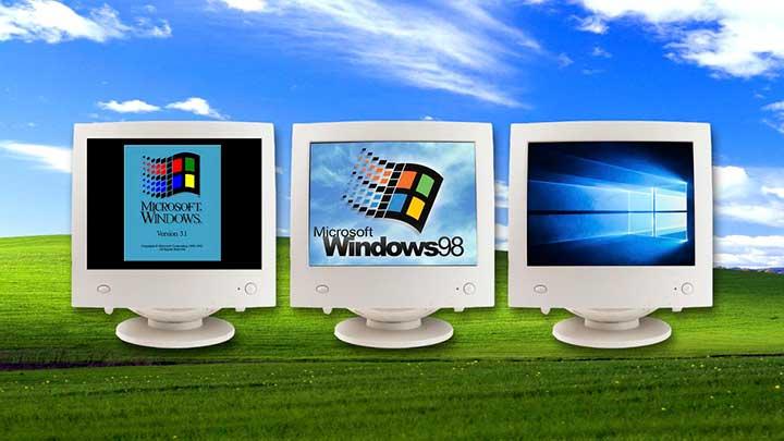 L'evoluzione dei suoni di avvio di Windows, da Windows 3.1 a Windows 10