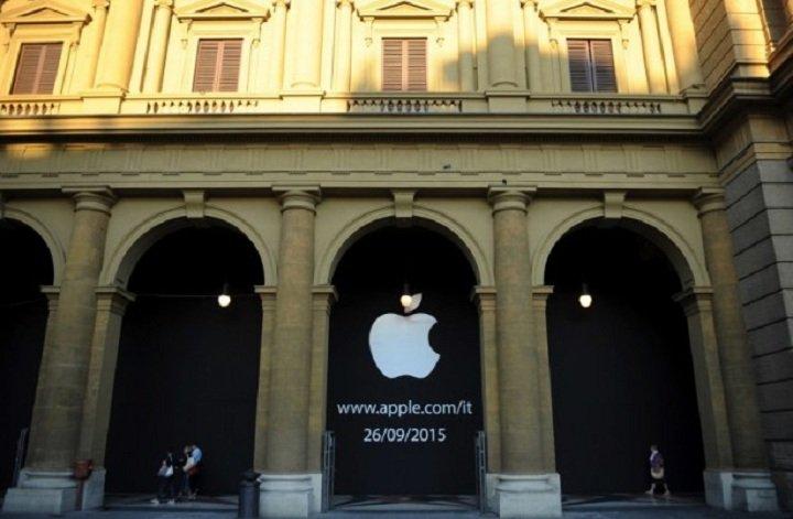 Nuovo Apple Store di Firenze: debutto fissato per il 26 settembre