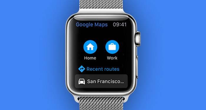 Arriva Google Maps per Apple Watch per andare a casa e lavoro seguendo il nostro smartwatch