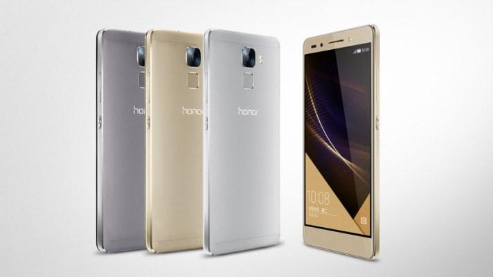 Huawei Honor 7 Plus: nuove info grazie a Onleaks