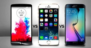Video confronto fotocamere tra LG G4, Galaxy S6 e iPhone 6S Plus, qual'è il migliore?
