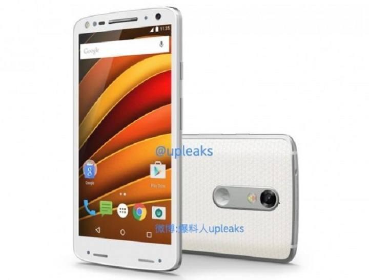 Motorola Moto X Force in arrivo, tutto sulle specifiche