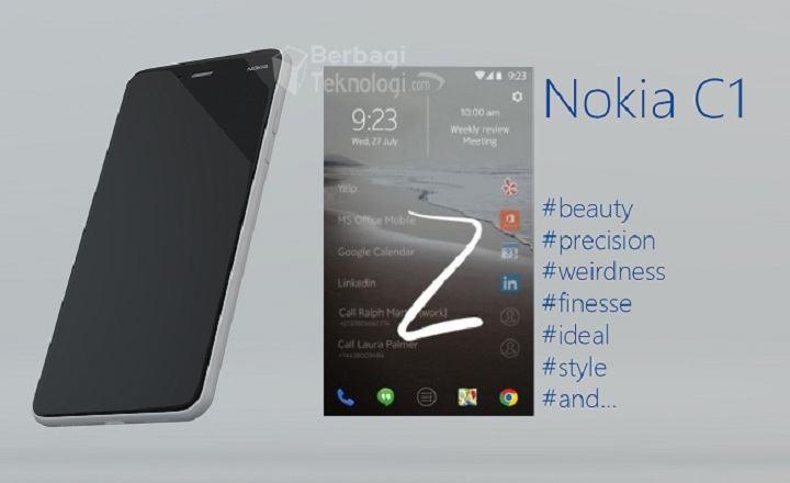 Nokia C1: sarà questo il device del rilancio?