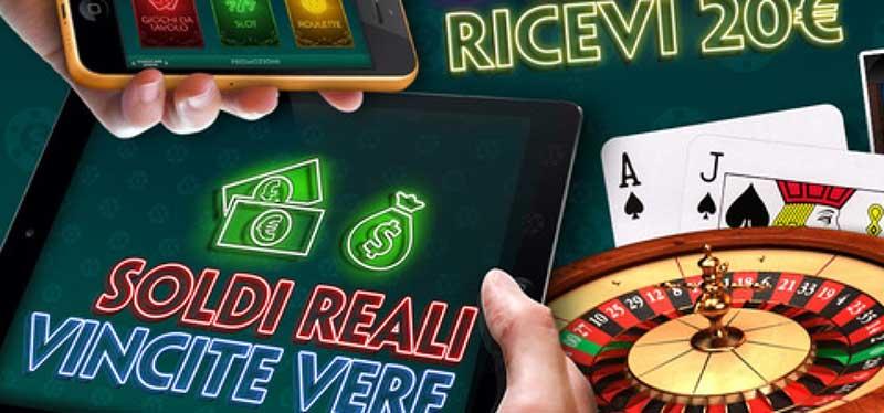 App casinò online? PaddyPower Casinò Vegas il top