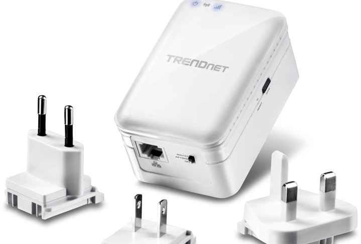 TRENDnet lancia il nuovo Router da viaggio wireless AC750
