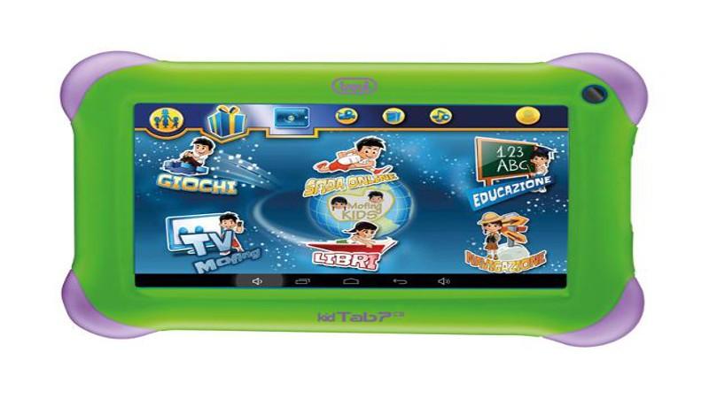 Quattro migliori tablet per bambini
