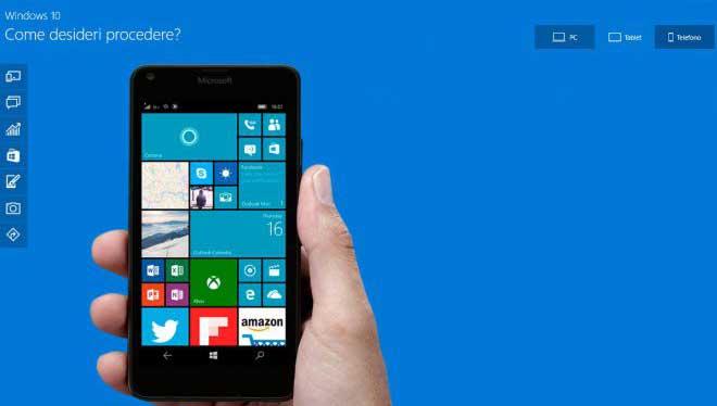 Try Windows 10, ecco l'applicazione che scopre le funzioni dei dispositivi Windows 10