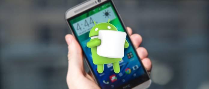 Android 6.0 Marshmallow per HTC, ecco i dispositivi che verranno aggiornati