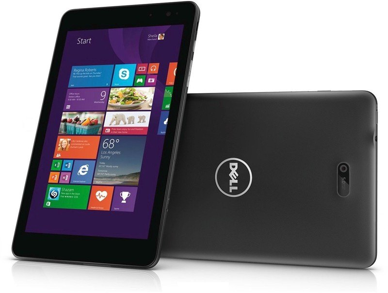 Venue 8 Pro e Venue 10 Pro, arrivano i nuovi tablet di Dell