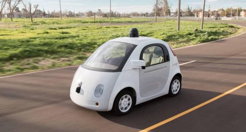 Le Google Car riconoscono i bambini per strada