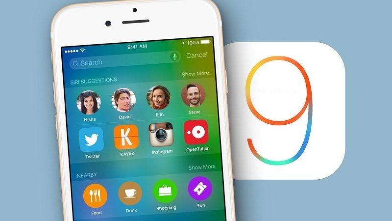 Falla in iOS 9, diverse app funzionano solo con il WI-FI