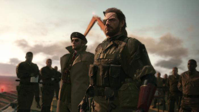 Metal Gear Solid V: finalmente arrivato!