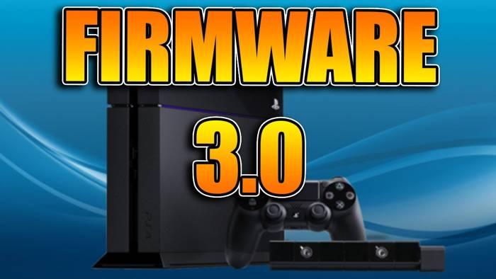 PS4 firmware 3.00 in arrivo oggi con tante novità